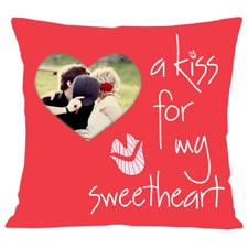 Sweetheart Personalized Pillow