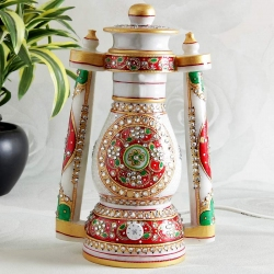 Lantern in Marble : Other Collectibles