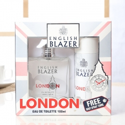 English Blazer London Gift Set