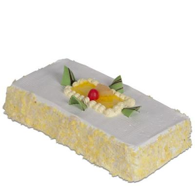 Fresh & Lovely Pineapple Cake