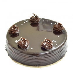 Eggless Chocolate Truffle Cake Direct From Five Star Bakery