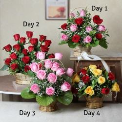 Four Days Of Roses