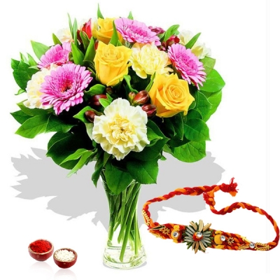 Unique Rakhi Gift Hamper