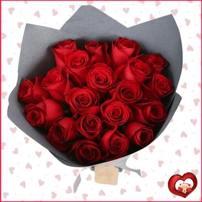 Delightful Red Roses