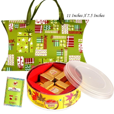 200 Gms Mewa Bite Gift Pack : Tikka with Sweets