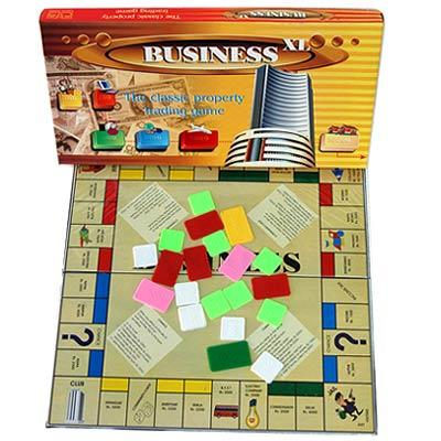 Business Xl Game Board Games