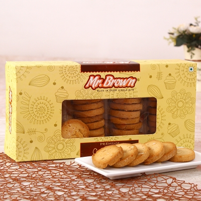 Delectable Crunchy Almond Cookies