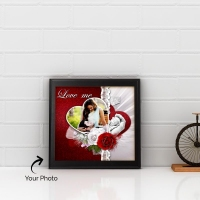 Beautiful Couples Personalized Frame