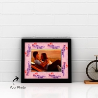 Beautiful You Personalized Frame