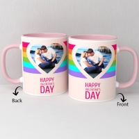 Colorful Coffee Mug Personalized