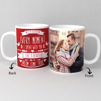 Personalized White Coffee Mug