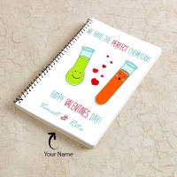 Cute Personalized Notebook