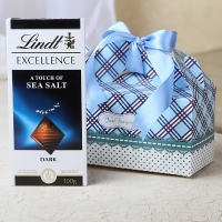 Lindt Excellence Dark Gift Box