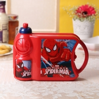 Marvellous Kids Lunch Box and Water Bottle Set