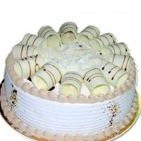 One KG Delicious Vanilla Cake