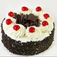 500 Gms Fresh Eggless Black Forest Cake