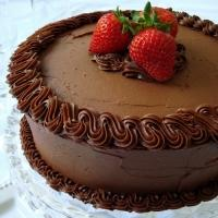 500 Gms Eggless Chocolate Cake