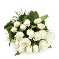 White Roses Just For You