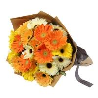 Beautiful Gerberas Bouquet