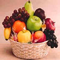 Simple Seasonal Fruits Basket