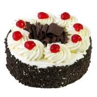 Eggless Black Forest Cake Direct From Five Star Bakery