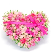 Elegant love in Pink for U