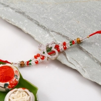 AD EK OMKAAR Rakhi for Delivery in USA