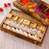 Assorted Mithai in Style