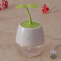 Green Leaves Air Freshener Purifier Aromatherapy Machine