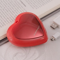 Heart Shaped Mobile Charger