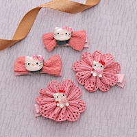 Set of Two Hair Clips for Kids