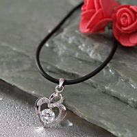 Gorgeous Heart Shaped Pendant