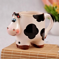 Cow Mug for Kids