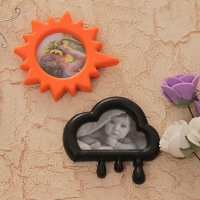 Magnetic Dialog Two Photo frame