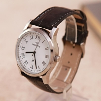 Maxima Watch with White Dial